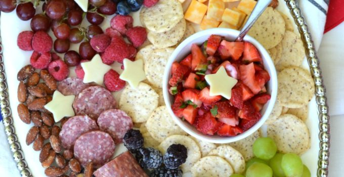 The Ultimate Summer Charcuterie Board + Sweepstakes!