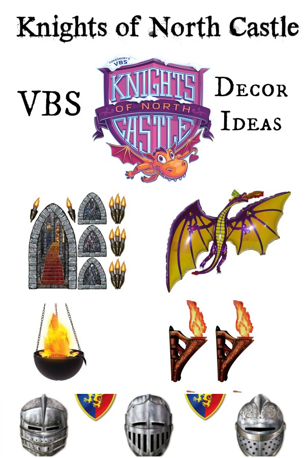 Knights of North Castle VBS Decor Ideas