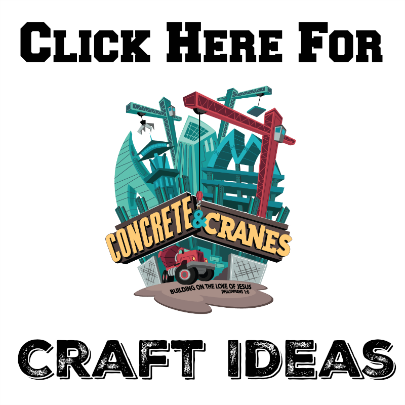 Concrete & Cranes Craft Ideas