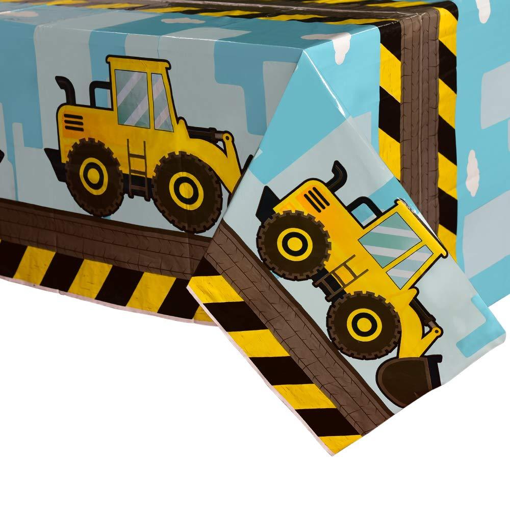 Concrete & Cranes VBS Decor Ideas #ConcreteandCranes #VBS #Construction