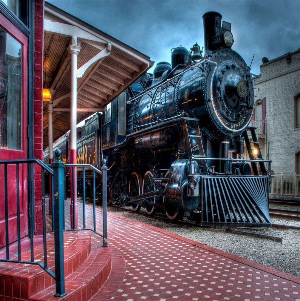 Rocky Railway VBS Decor Ideas #VBS #RockyRailway #trains