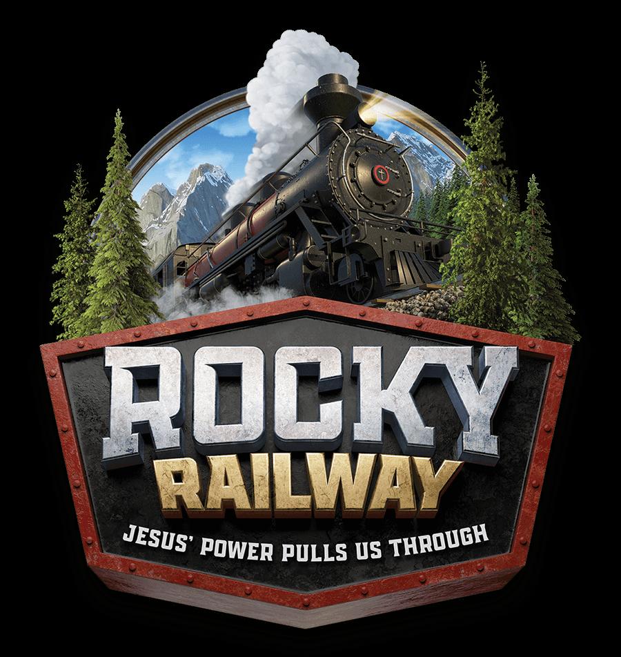 Rocky Railway VBS Snack Ideas #VBS #RockyRailway #trains