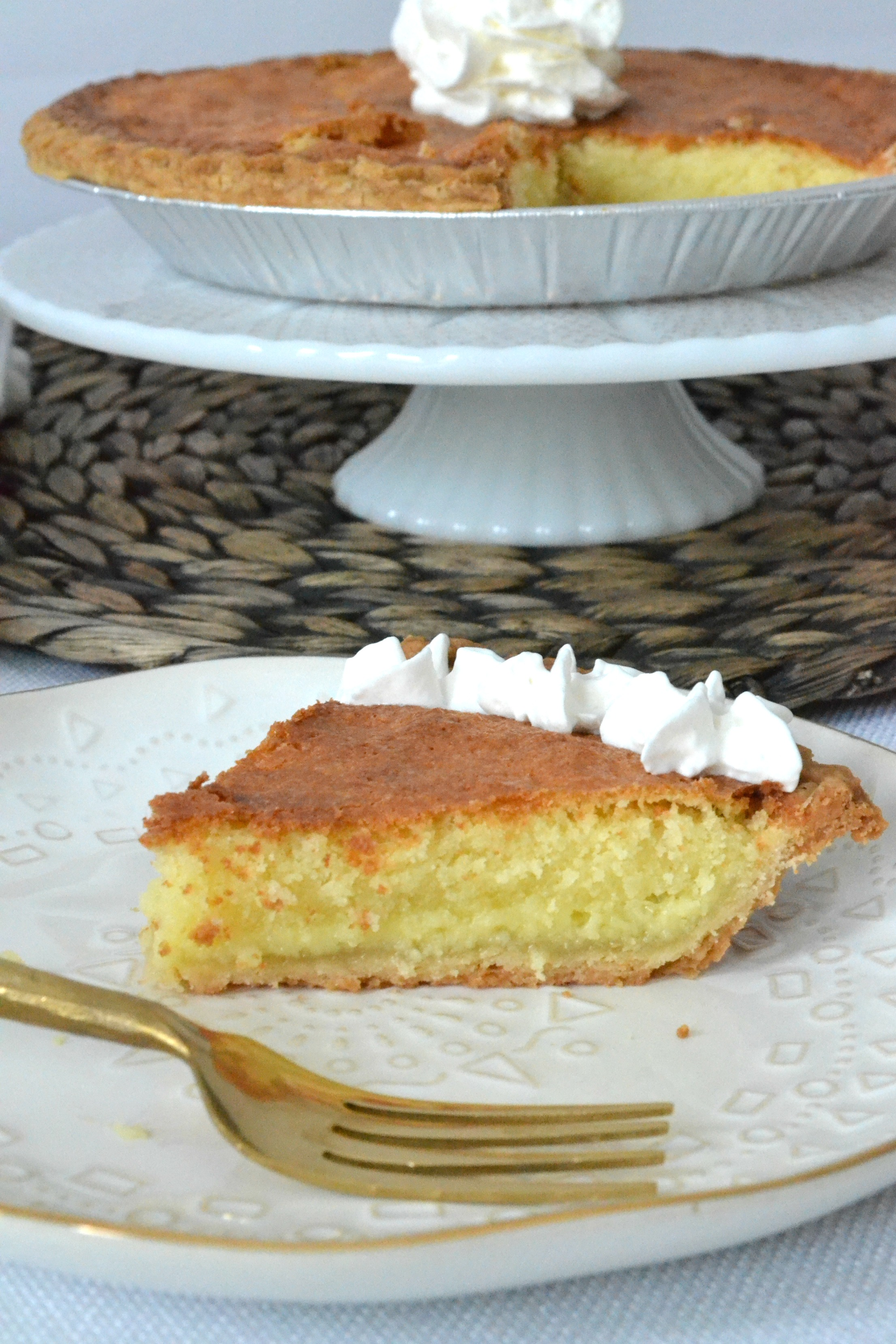 Old Fashioned Buttermilk Pie
