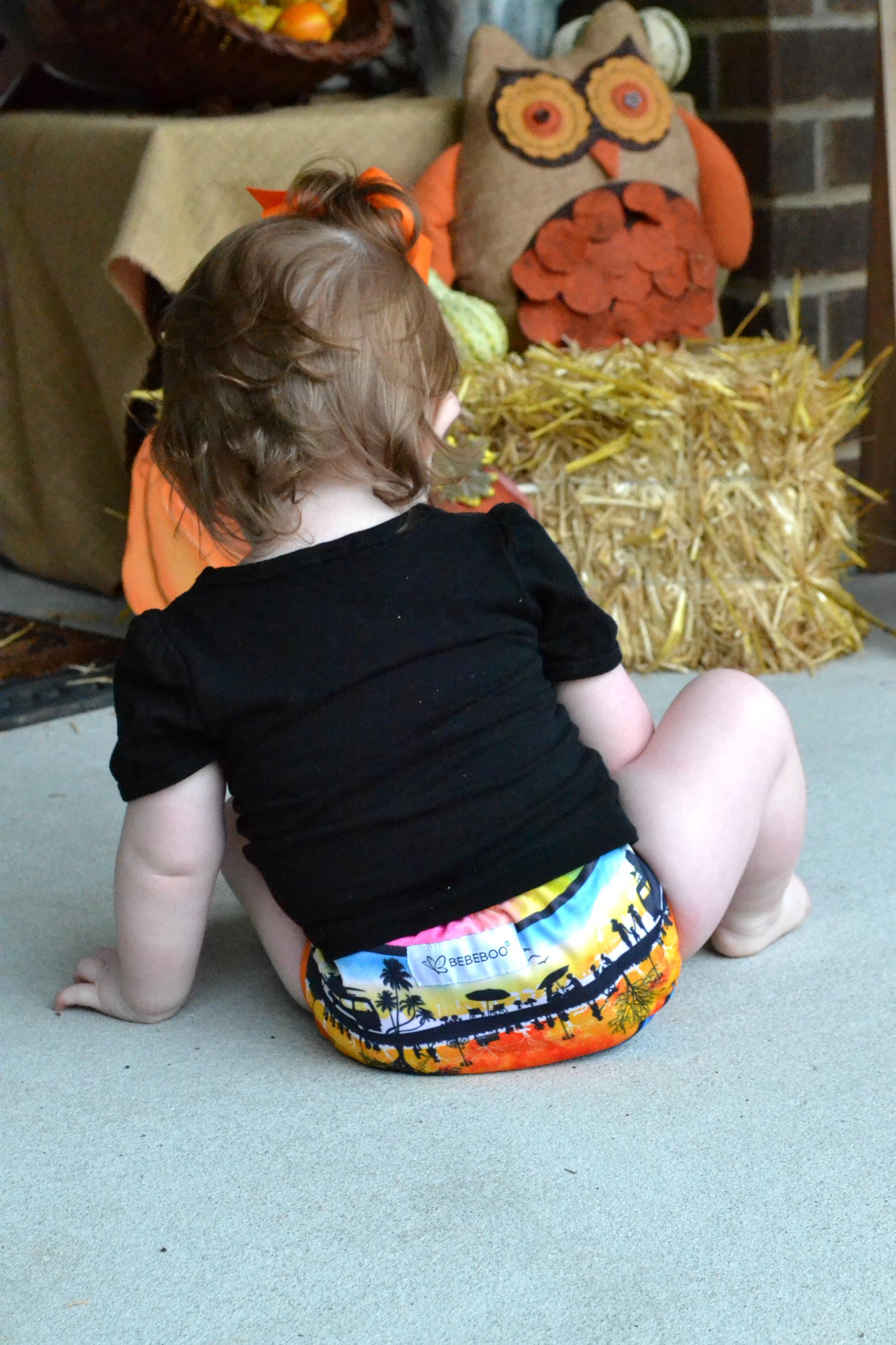 Bebeboo FLEX Diaper