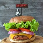Sweet Earth Awesome Burger
