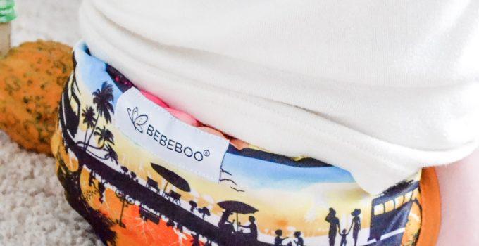 No Tricks, Just Treats! Bebeboo Flex OS Diaper Review + Giveaway!