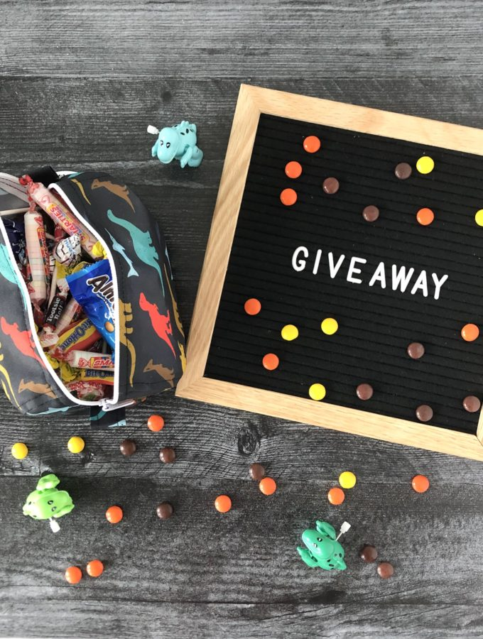 October Instagram Giveaway