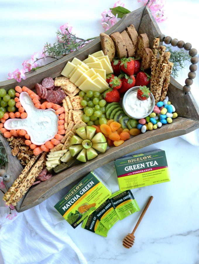 Celebrating Spring Over Tea + Charcuterie Board Ideas