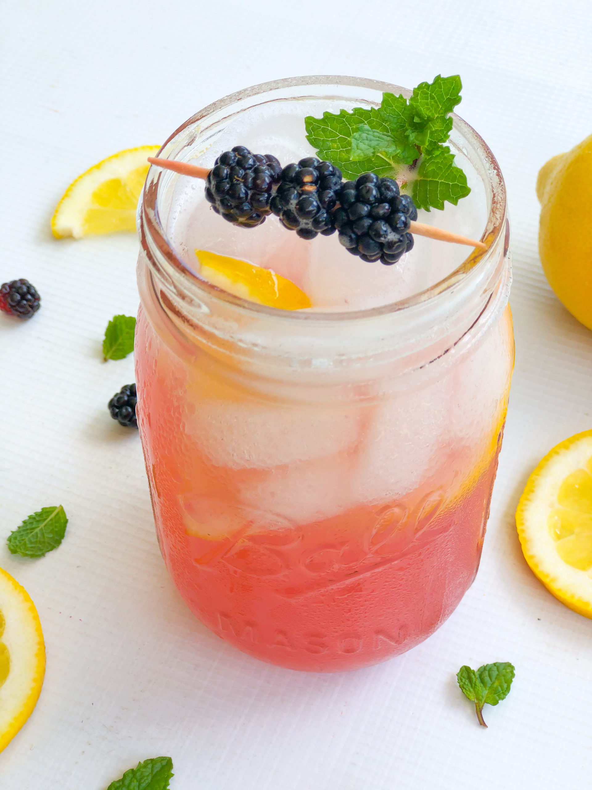 Dewberry Lemonade