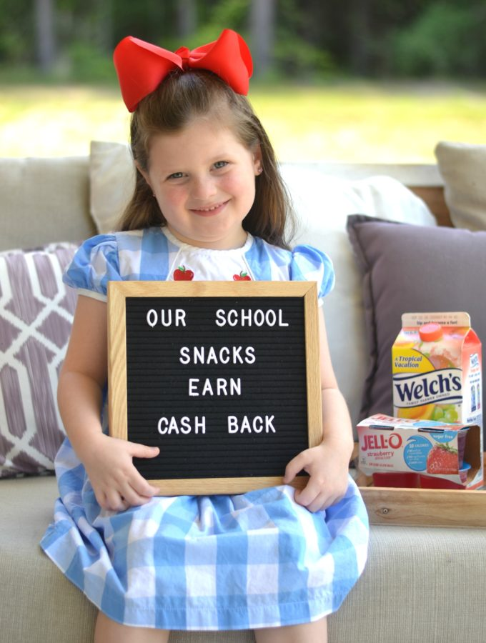 We're Earning Cash Back on B2S Snacks with Ibotta!
