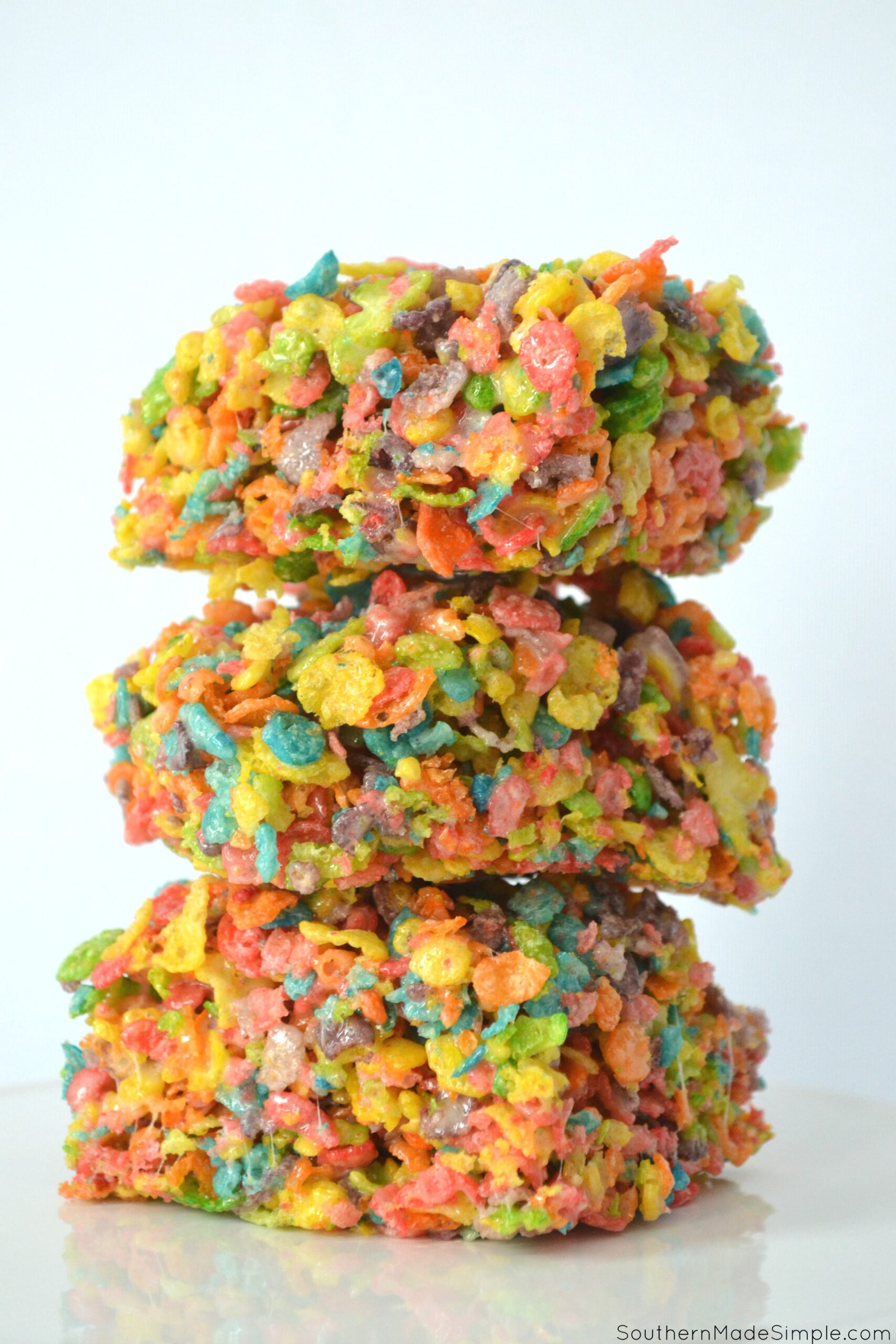 Fruity Pebble Marshmallow Treats