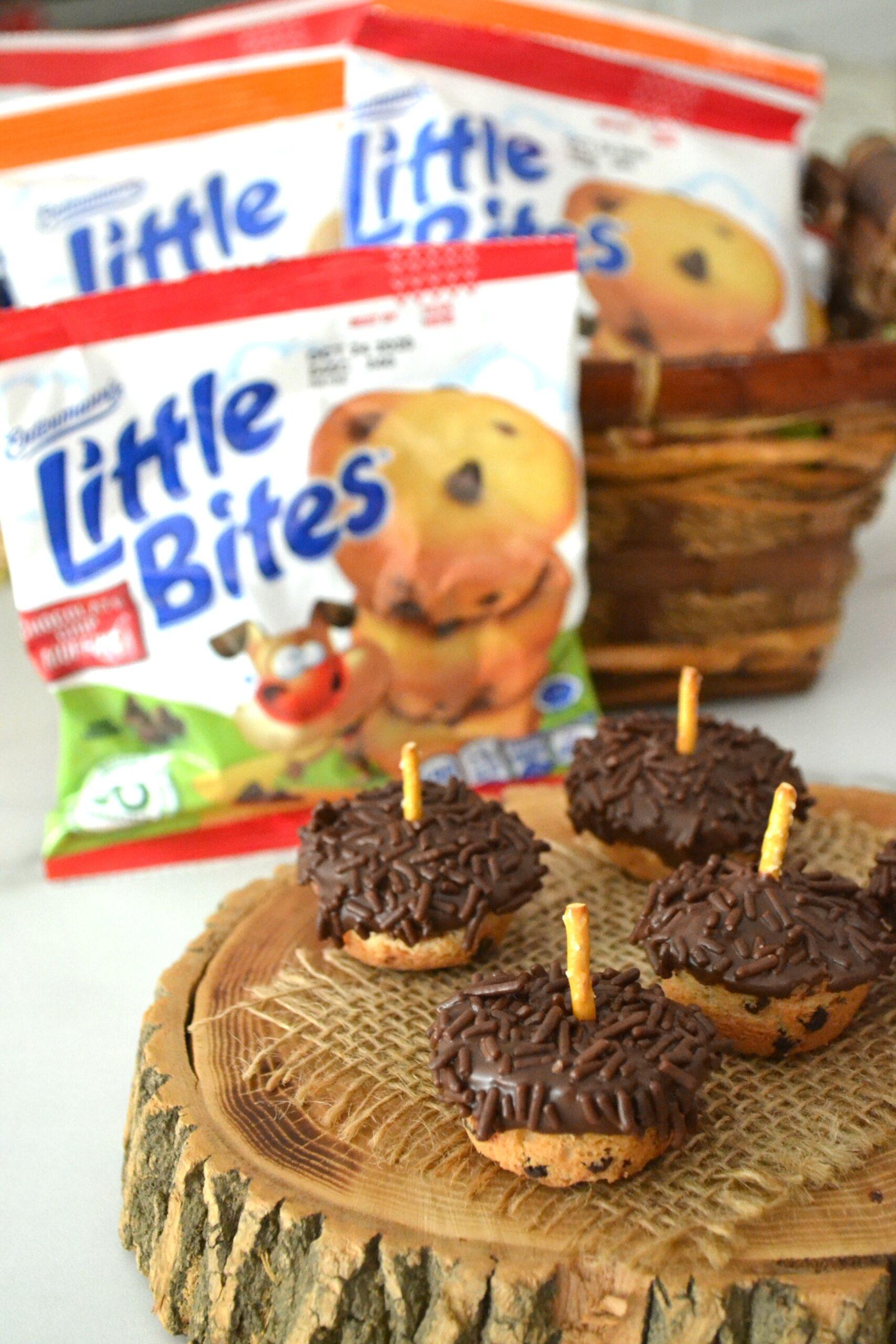 Acorn Muffin Bites