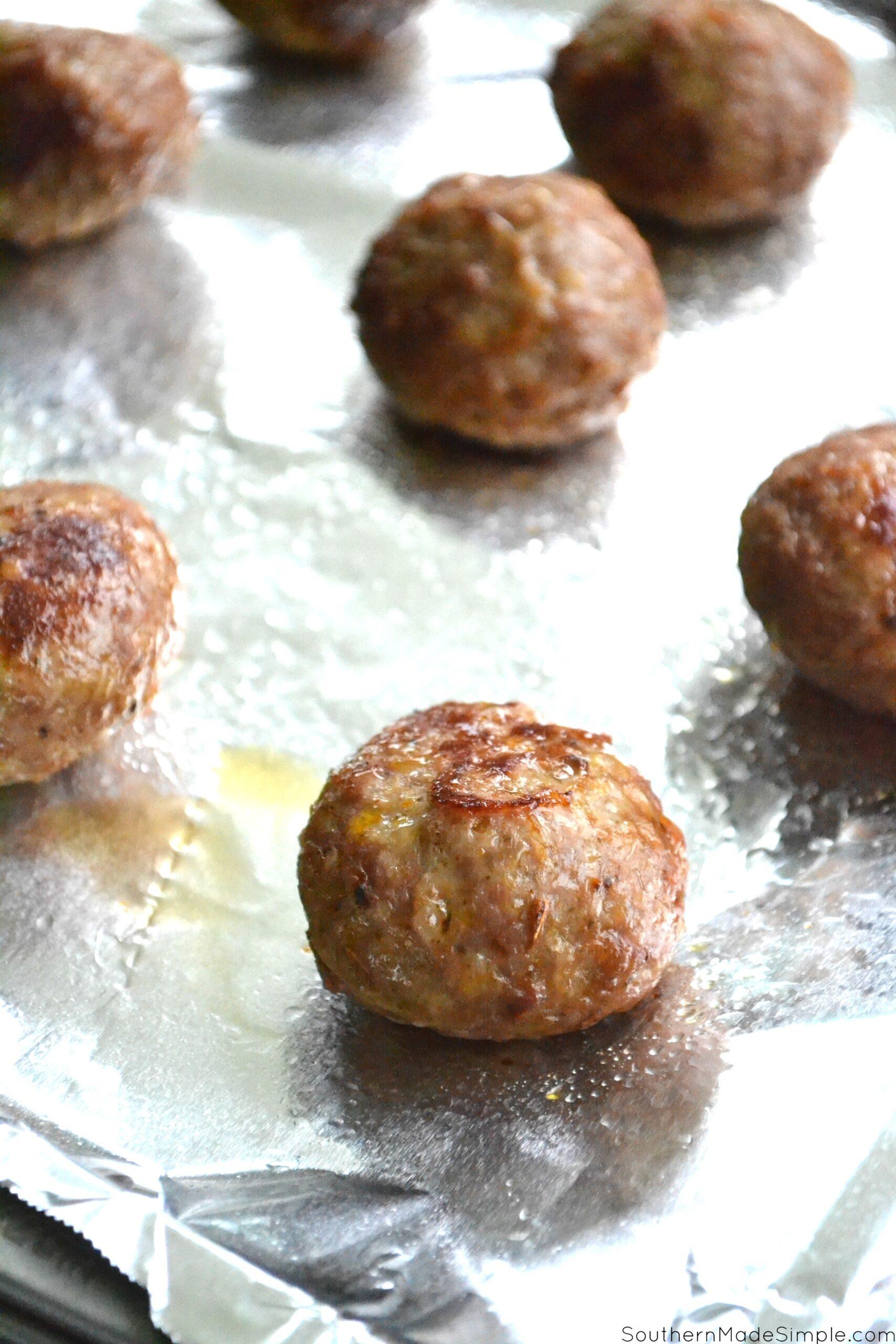 Butternut Squash Meatball Stroganoff