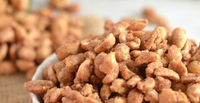 Sugar Roasted Peanuts