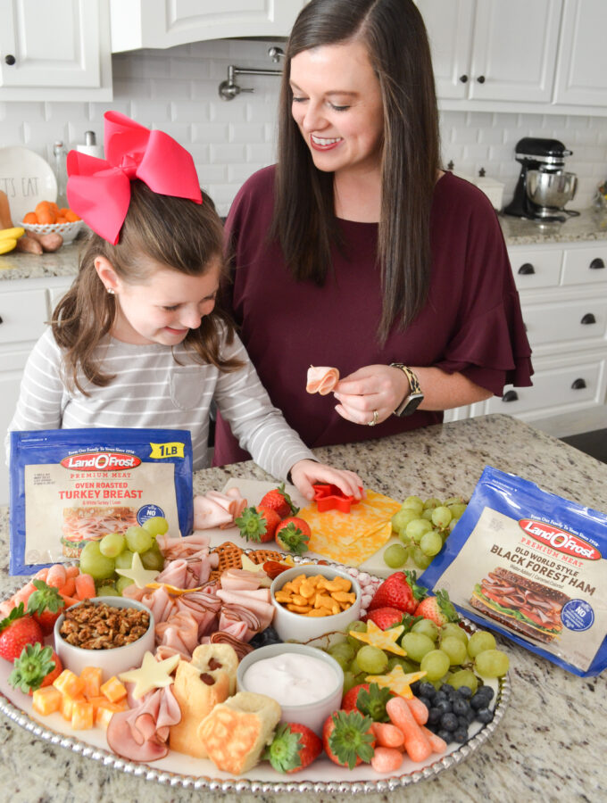 How to make a Kid Friendly Charcuterie Board