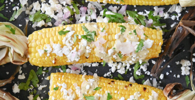 Labor Day Grilling: Mexican Street Corn